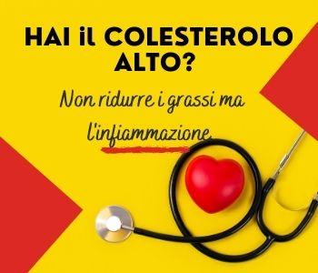 colesterolo alto integratori