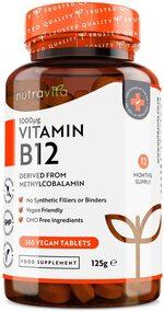 integratori vitamina B12